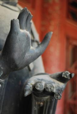 Dai Temple, Tai'an, China - Version 2 (1)