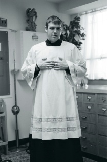 Damian Legacy - Preparing for Altar Serving