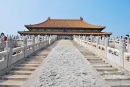 Forbidden City, Beijing, China - Version 2