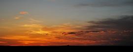 Sunset on the Gobi - Version 2