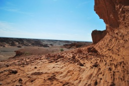 The Flaming Cliffs - Version 2 (1)
