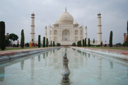 the taj mahal - Version 2
