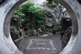Yuyuan Gardens, Shanghai, China - Version 2 (1)
